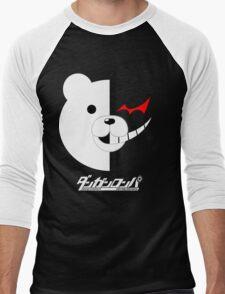 Dangan Ronpa- Monokuma shirt Men's Baseball ¾ T-Shirt