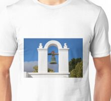 Bell at the Entacne to César Manrique Foundation Unisex T-Shirt