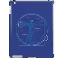 Vitruvian Playboy iPad Case/Skin