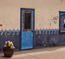 Blue Door #4825 by LoneTreeImages