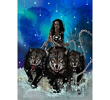 THE WOLF PACK Photographic Print