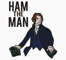 Ham The Man Kids Clothes
