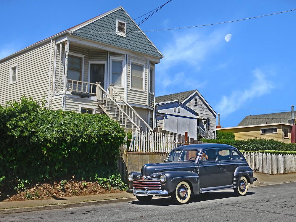 1948 Sedan by David Denny