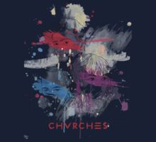 CHVRCHES ILLUSTRATION One Piece - Long Sleeve
