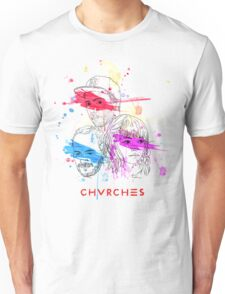 CHVRCHES ILLUSTRATION T-Shirt