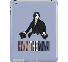 Ham The Man iPad Case/Skin