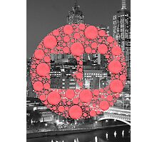 Redbubble Logo Photographic Print