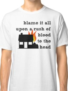 Coldplay - A Rush of Blood to the Head Classic T-Shirt