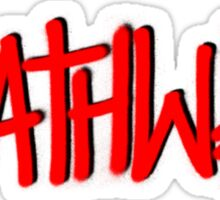 Deathwish skateboard Sticker