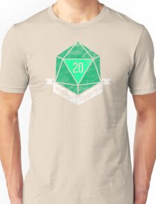Natural 20's (GREEN) T-Shirt