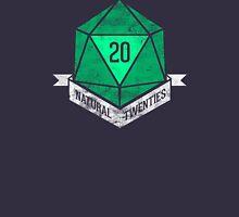 Natural 20's (GREEN) Unisex T-Shirt