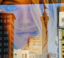 San Francisco Reflection 63 by luvdusty