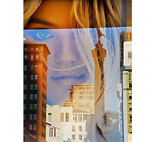 San Francisco Reflection 63 Photographic Print