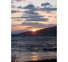 Evening Peace Photographic Print