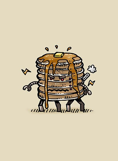Pancake Bot by nickv47