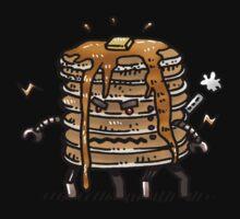 Pancake Bot Kids Tee