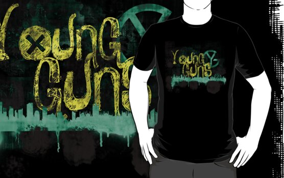 Young Guns by jeffroh2013