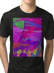 Ocean Current Tri-blend T-Shirt