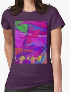 Ocean Current Womens Fitted T-Shirt