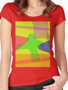 Bird Women's Fitted Scoop T-Shirt