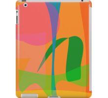Corn Field Sundown iPad Case/Skin