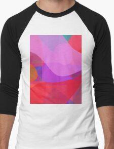 Love and Affection Men's Baseball ¾ T-Shirt