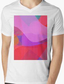 Love and Affection Mens V-Neck T-Shirt