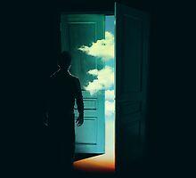 Door to the world by Budi Satria Kwan