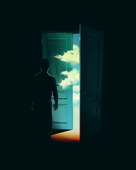 Door to the world by Budi Satria Kwan