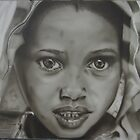 ethiopienne girl by thierryL