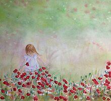 In the fields by Nicole Barros