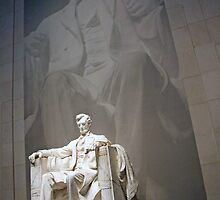A Model For Lincoln by Cora Wandel