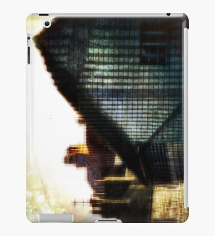 A Perfect Blue Building iPad Case/Skin