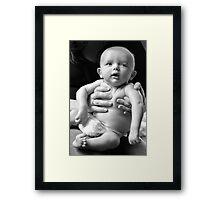 Opie Parker Framed Print