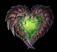 Zerg Heart by thevillain