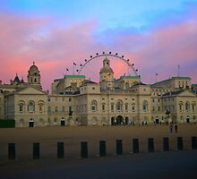 Horse Guards Parade by Suzanne Kirstein
