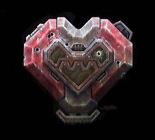 Terran Heart by thevillain