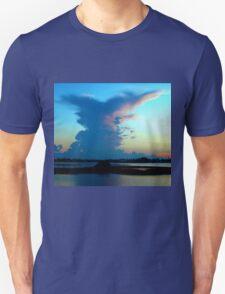 Blue dominance Unisex T-Shirt