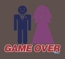Game Over Marriage Kids Clothes