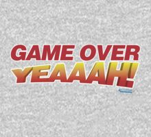 Game Over Yeeaaahhh! Kids Clothes
