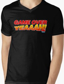 Game Over Yeeaaahhh! Mens V-Neck T-Shirt
