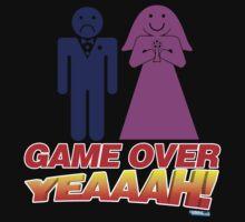 Game Over Yeeaaahhh! Marriage by GeekGamer