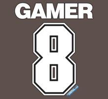 Football Gamer One Piece - Short Sleeve