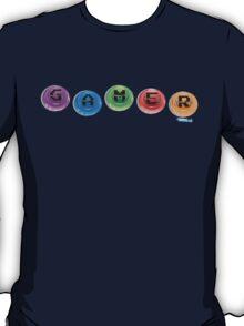 Gamer Buttons T-Shirt