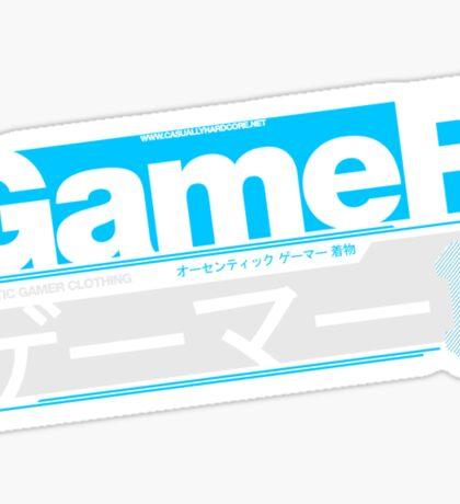 Gamer Kanji Sticker