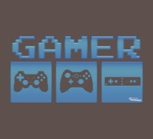 Gamer Controllers Baby Tee