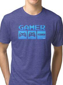 Gamer Controllers Tri-blend T-Shirt