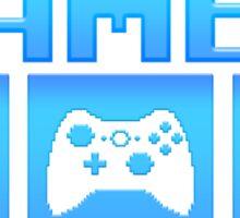 Gamer Controllers Sticker