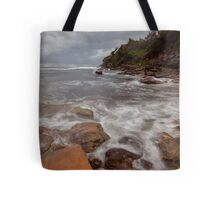 Satin Rocks Tote Bag