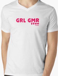 Grl Gmr Mens V-Neck T-Shirt